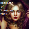 Shaoman 2017 Rock Star Badge.png